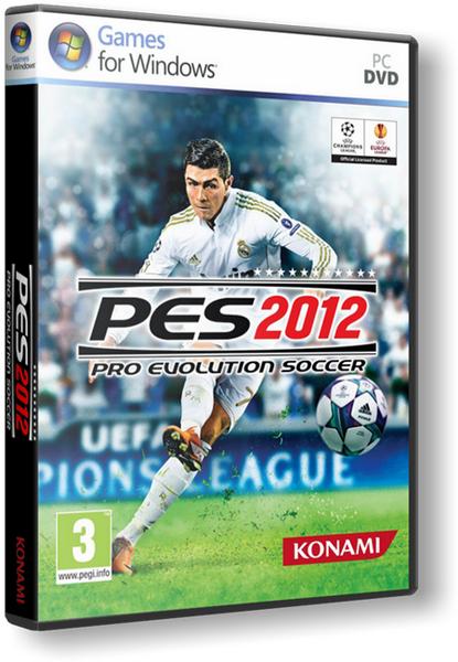 Pro Evolution Soccer 2012 - 2DVD